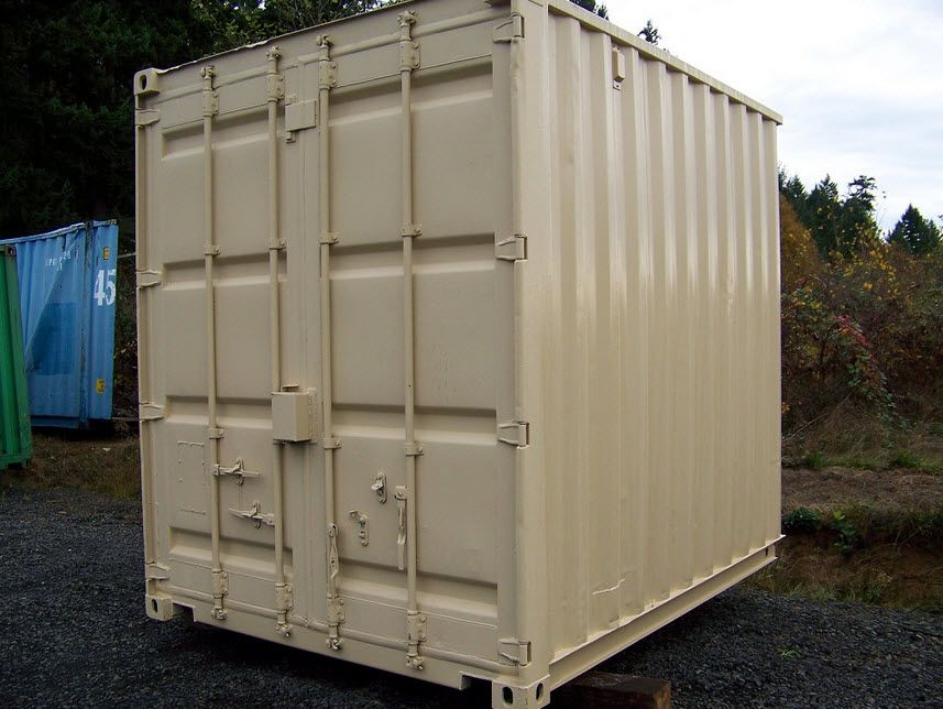 We at Containerco can custom build our #shipping ...