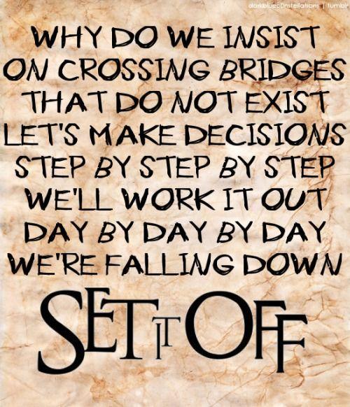 Set It Off Duality Tumblr Set It Off Lyrics Band Quotes Favorite Lyrics