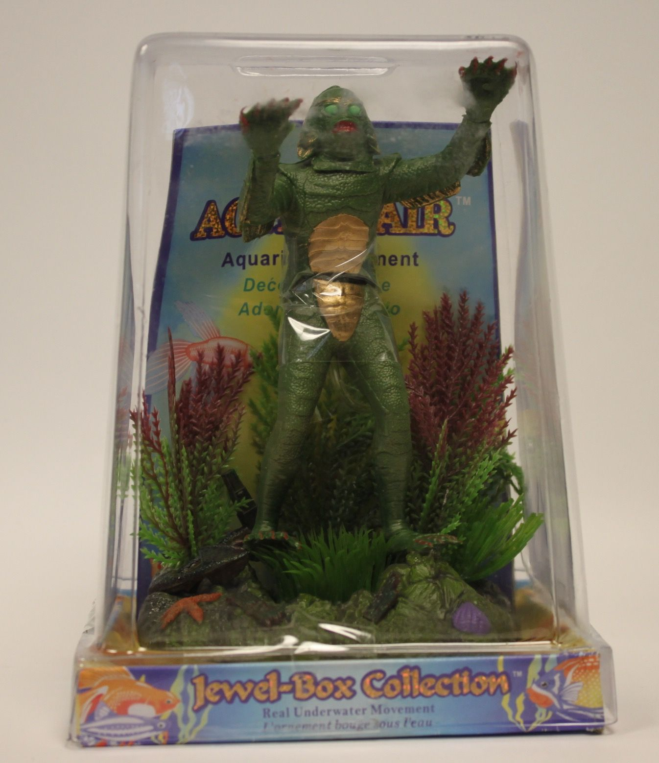 Creature From The Black Lagoon Aquarium Ornament Primary