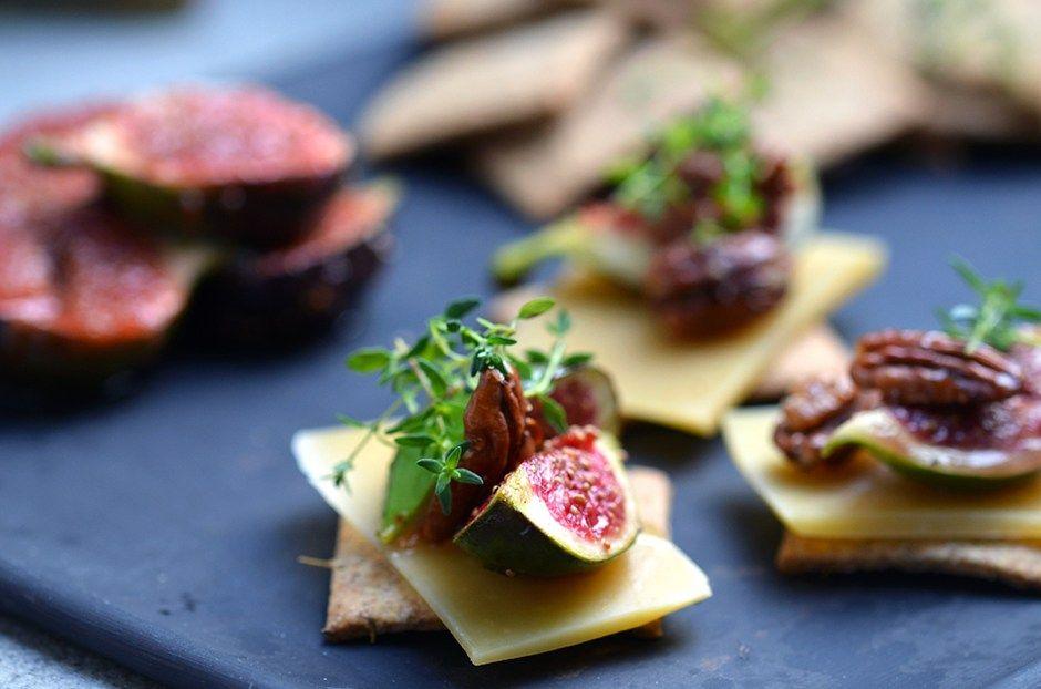 Opskrift på timiankiks med Castello Aged Gouda #oldamsterdam #kaas #oudekaas #borrel #snack #soulfood