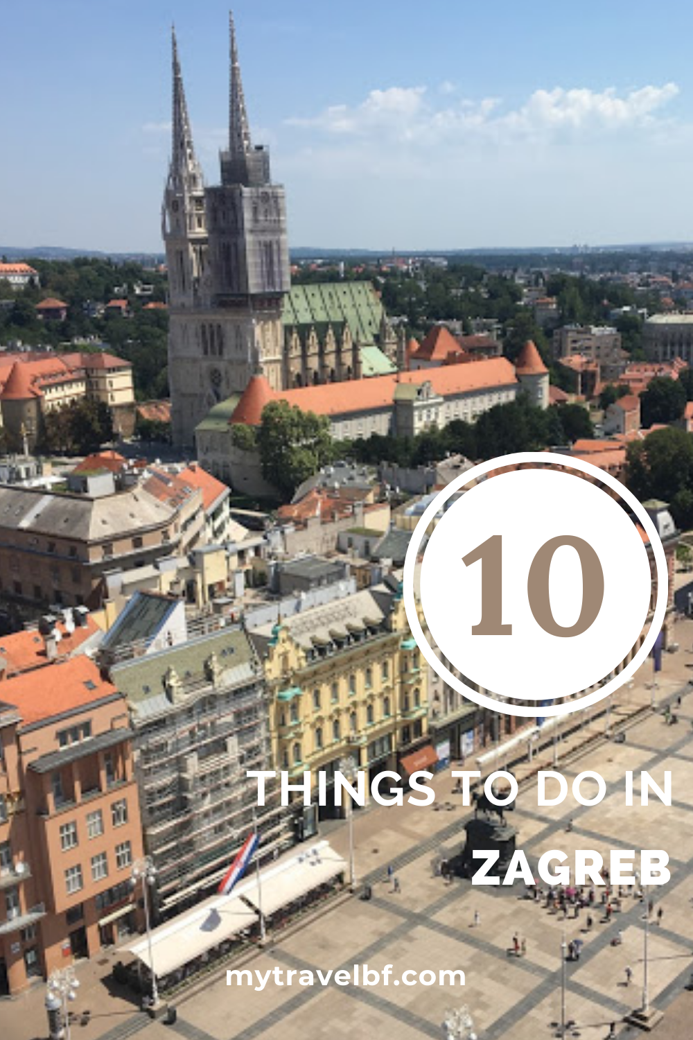 10 Things To Do In Zagreb In 2020 Zagreb Croatia Travel Zagreb Croatia