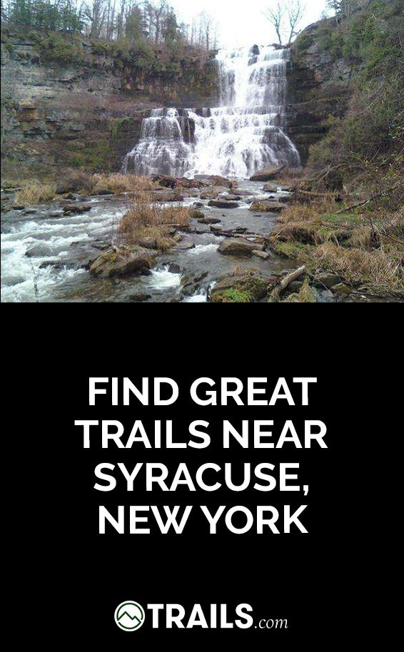 Want To Explore The Great Outdoors Near Syracuse, New York