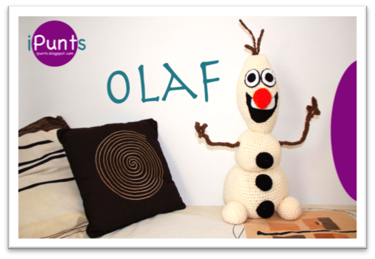 Amigurumi Patterns Olaf : Free crochet patterns for frozen characters hats dancox for