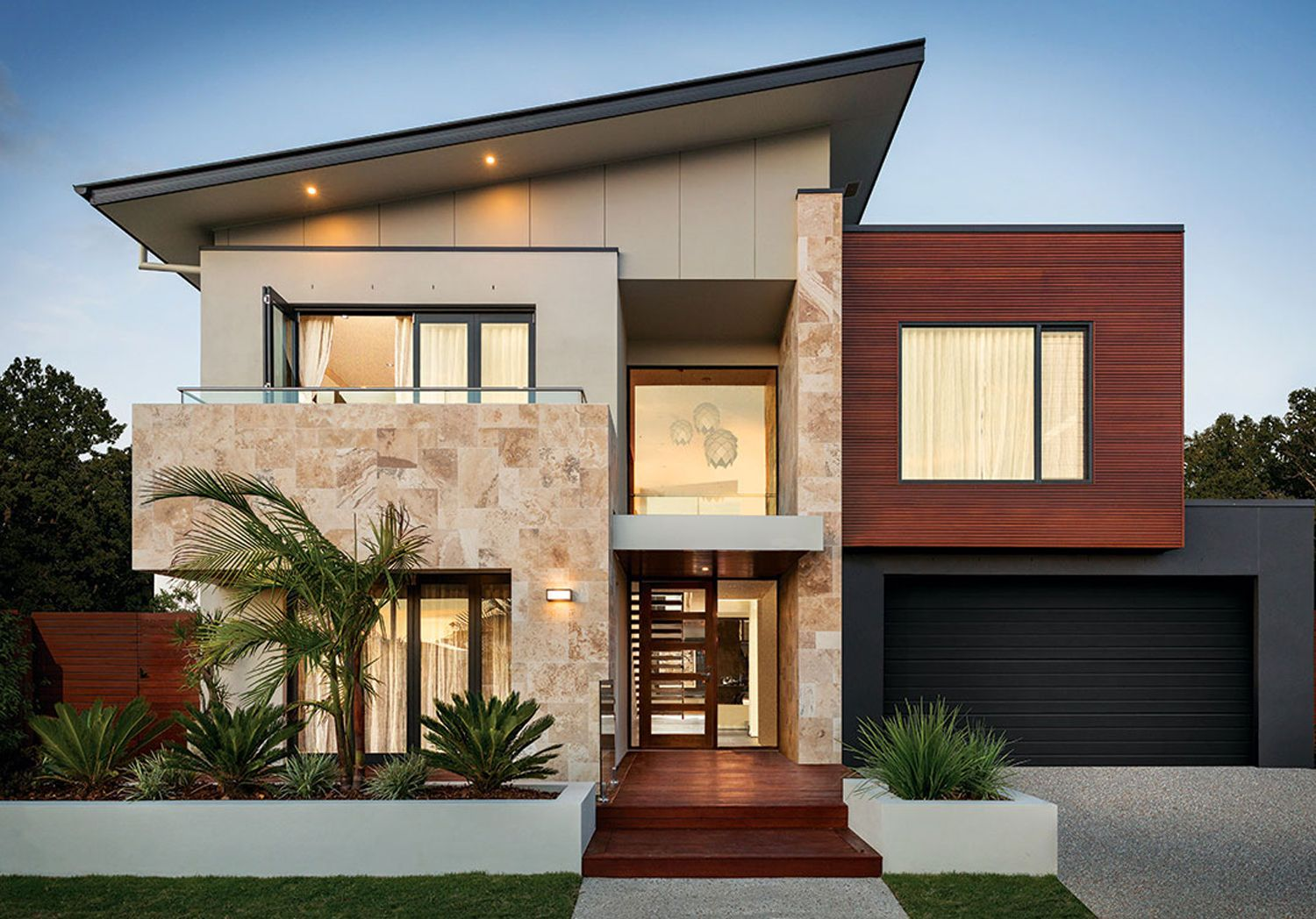This Incredible Modern Mansion Is Definition Of Perfection Take A Look Luxury Modern Homes M Facade House Contemporary House Exterior House Designs Exterior
