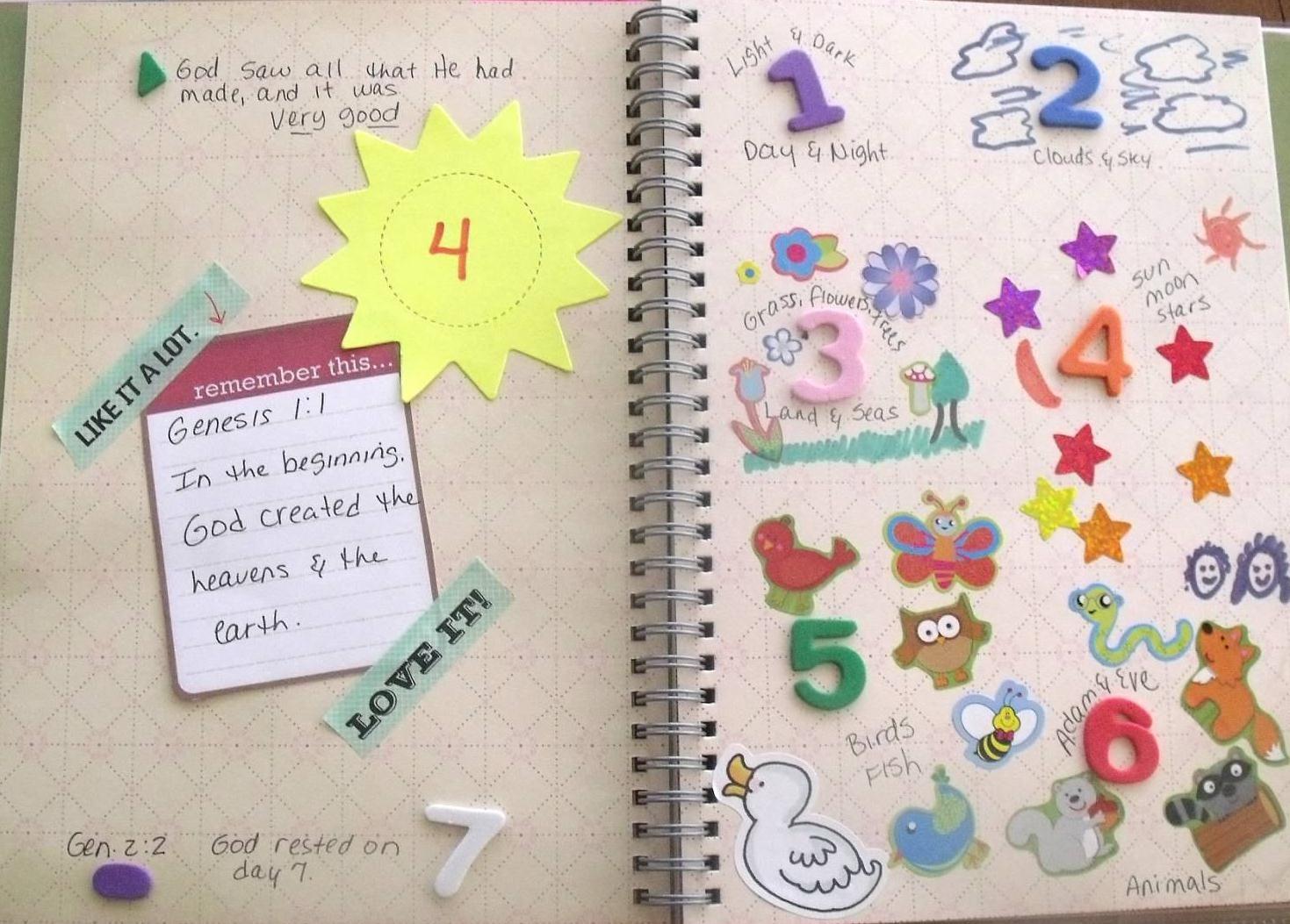 Bible Verse Journal - FFN thought!!