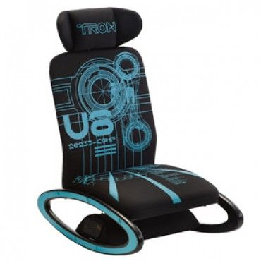 Incredible The Tron Gaming Rocker Chair Features A Unqiue Design In The Bralicious Painted Fabric Chair Ideas Braliciousco