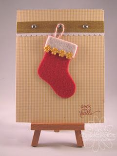 Hung by the stocking with care