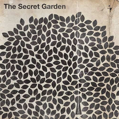 cover design the secret garden