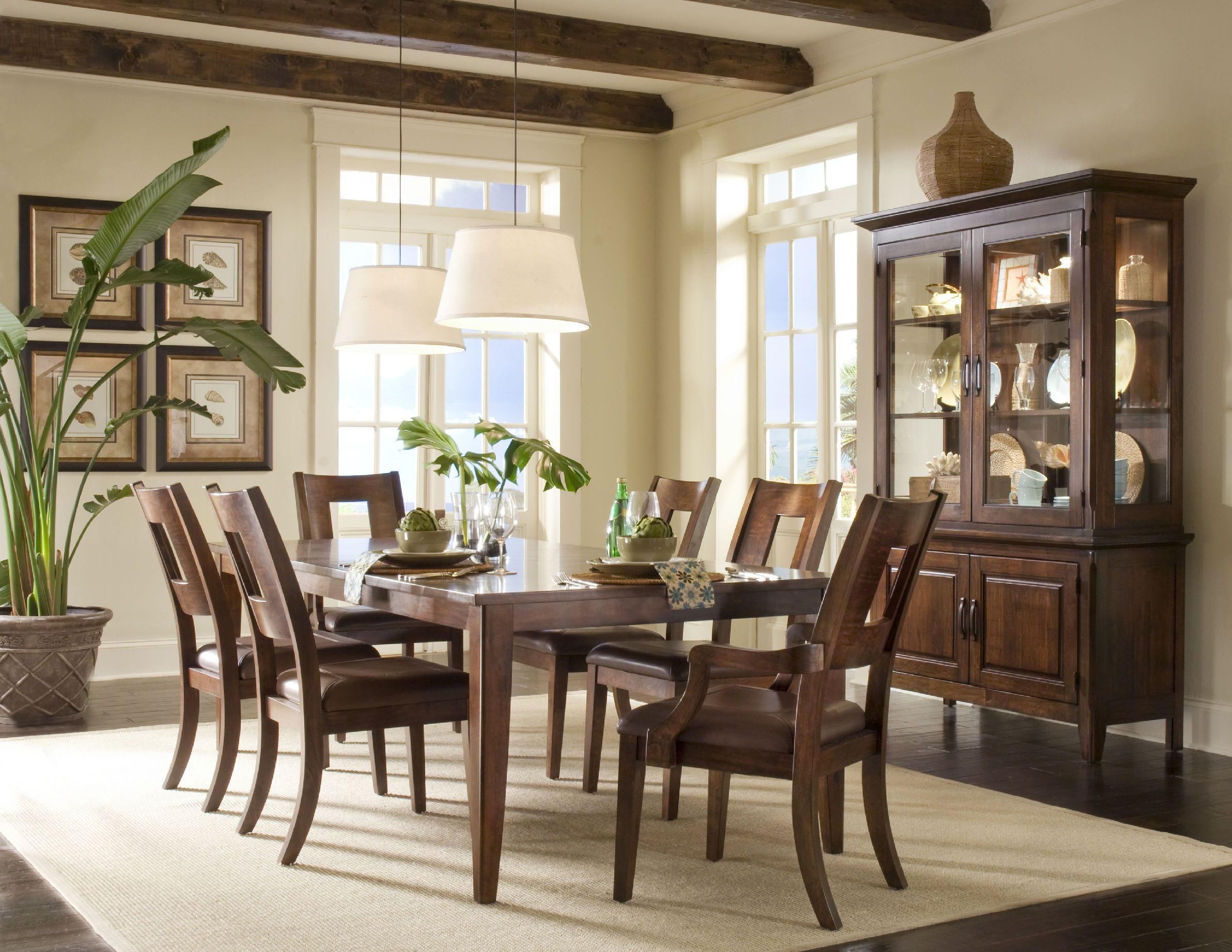 Klaussner Dining Room Furniture