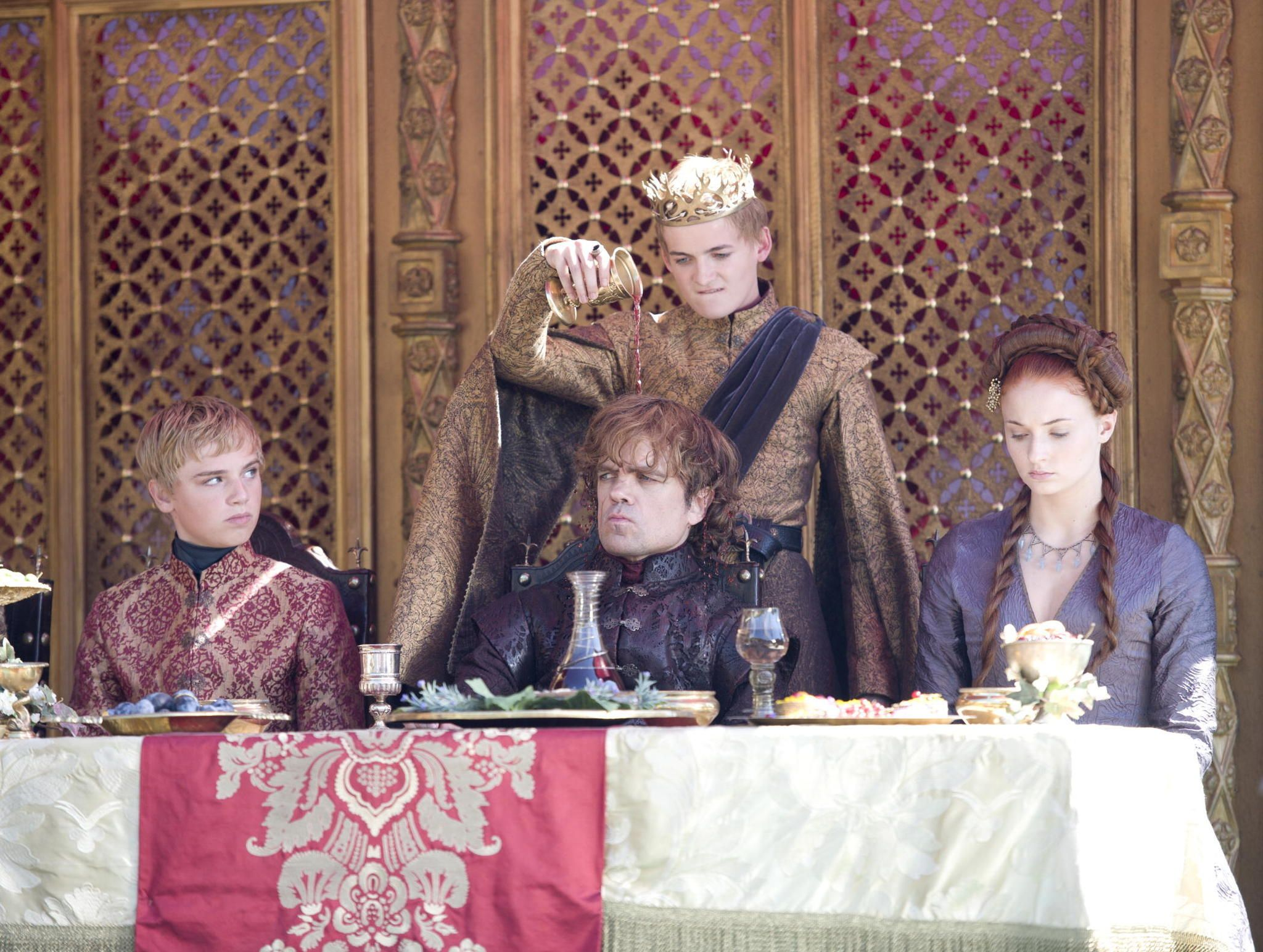 Game Of Thrones Season 4 Episode 2 The Lion And The Rose