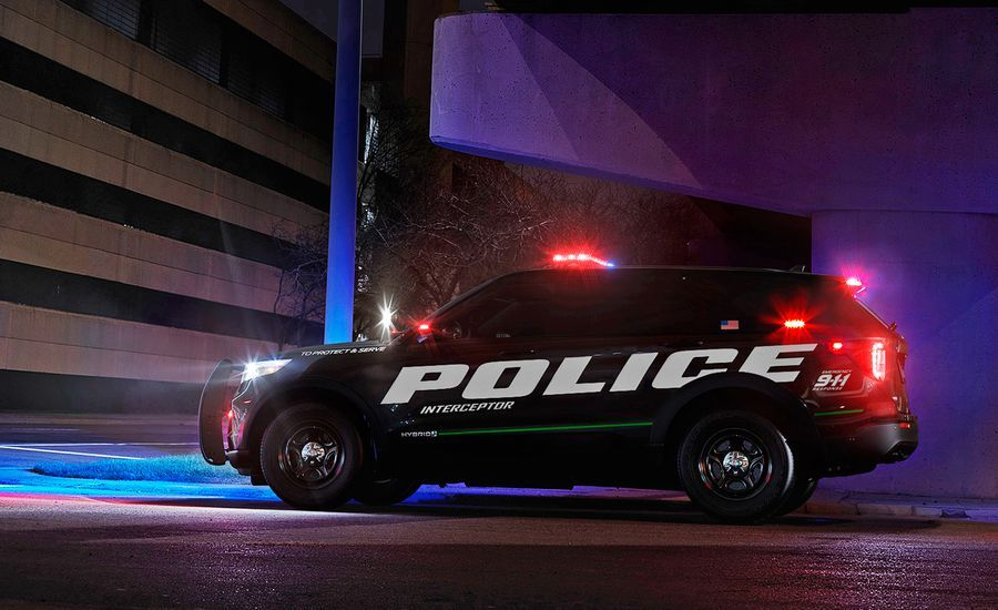 2020 Ford Explorer Based Police Interceptor Utility Is Quickest In Cops Test Ford Police Ford Explorer 2020 Ford Explorer