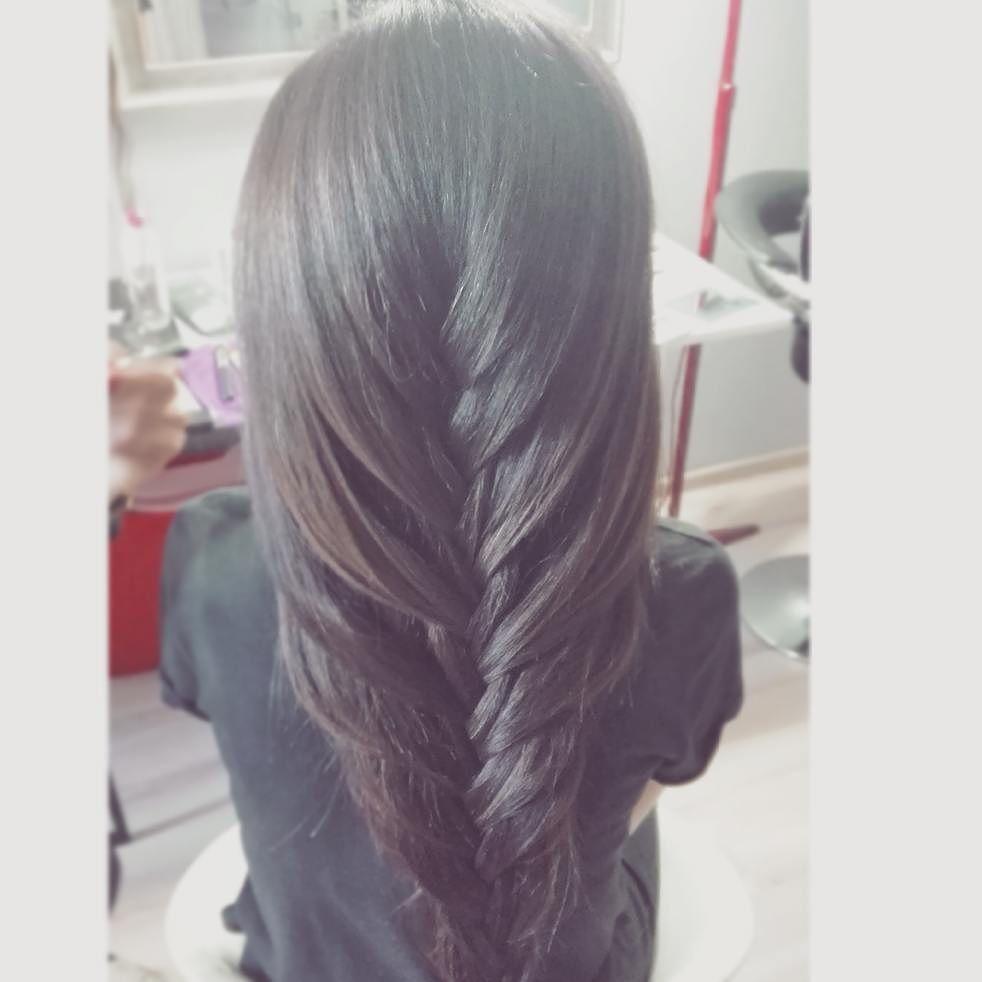 #365daysofbraids #day58 #braids #chalenge #wyzwanie #warkocze #braidideas #hotd #hairstylist #hairblog #hairblogger #longhair #brunette #braidoftheday