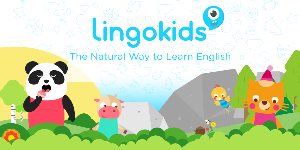 Pin by Lingokids on Lingokids, English learning app for
