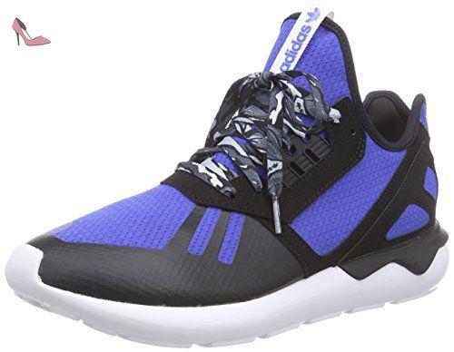 adidas Tubular Runner, Sneakers Basses Homme, Blu (collegiate ...