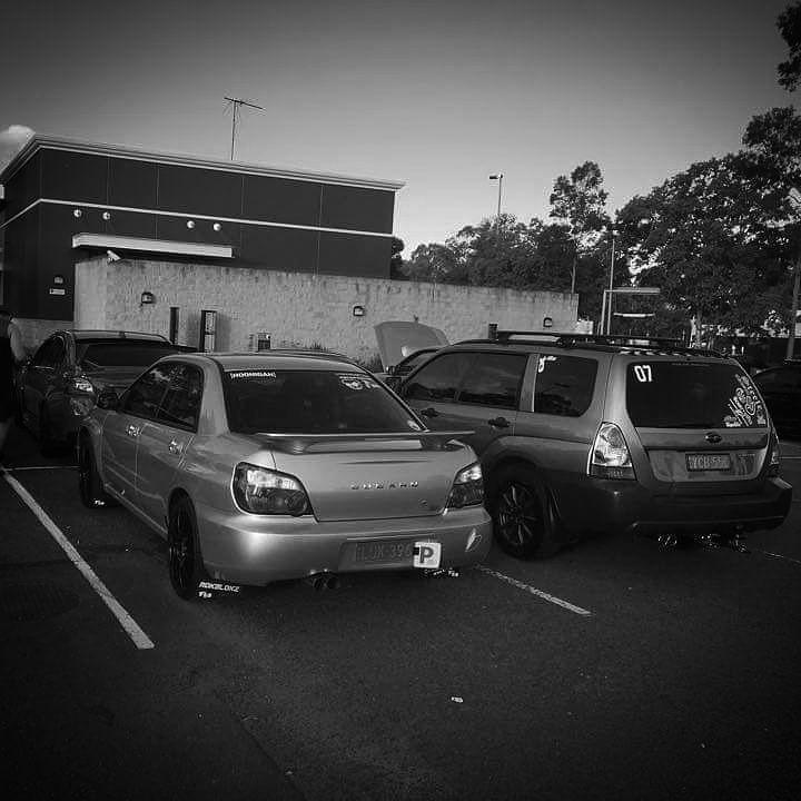 Meets #forester #fozmafia #foz #hoonigan #subaruimpreza #snapback #subarunation #subieflow #subienation #mightycarmods #mightymods #penrith #penrithpanthers #penrithsubies #springwood #winmalee #nsw #australia by imprezthis