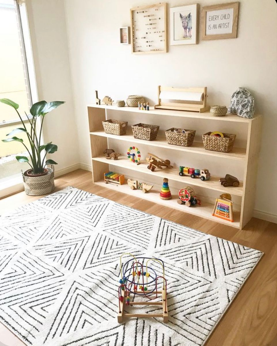 Photo of Boho kids room | Montessori | wooden | toys | kids