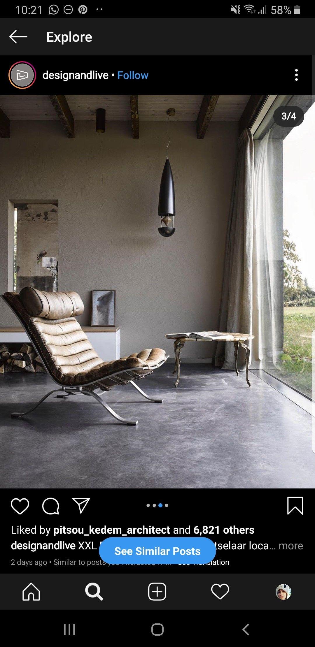 Pin by Noa Raviv on Concrete floors in 2020 Concrete