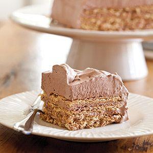 Graham wafer cake recipe