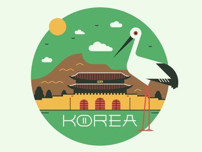 Korea by MUTI