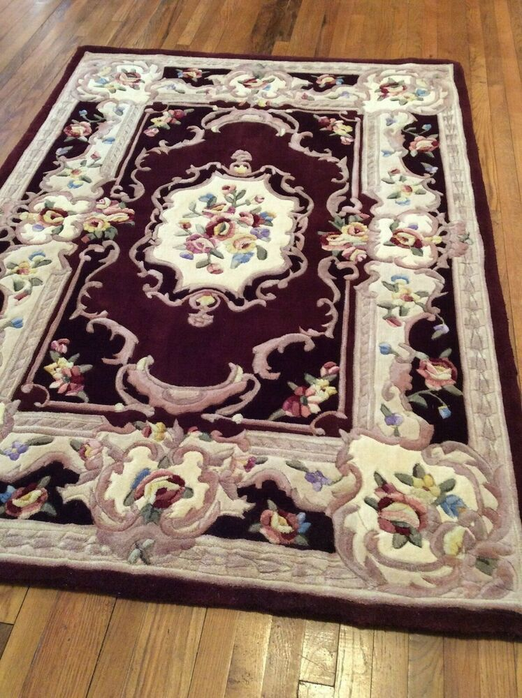 Royal Palace 5 X7 Wool Special Edition