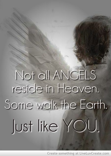 All Angels Come From Heaventhe Truth About You Angels