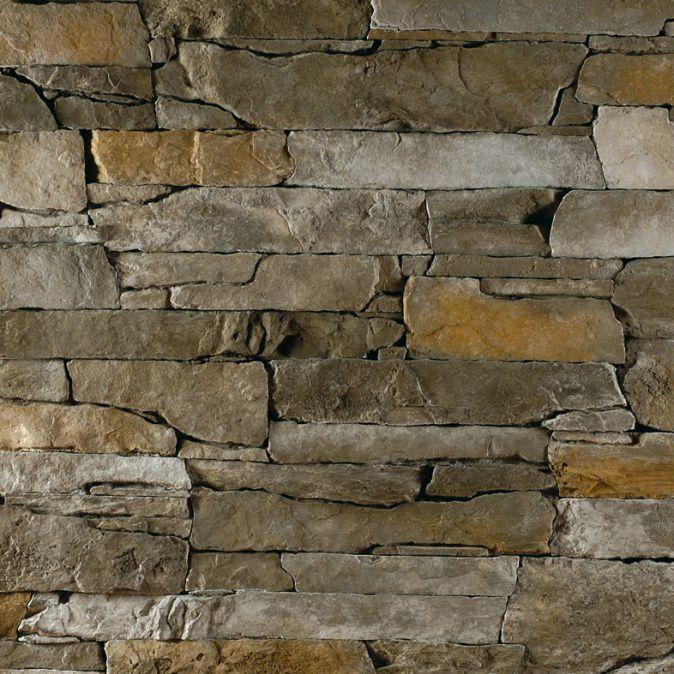 Steinwand verblender wandverkleidung steinoptik isola gray - Steinwand bauhaus ...