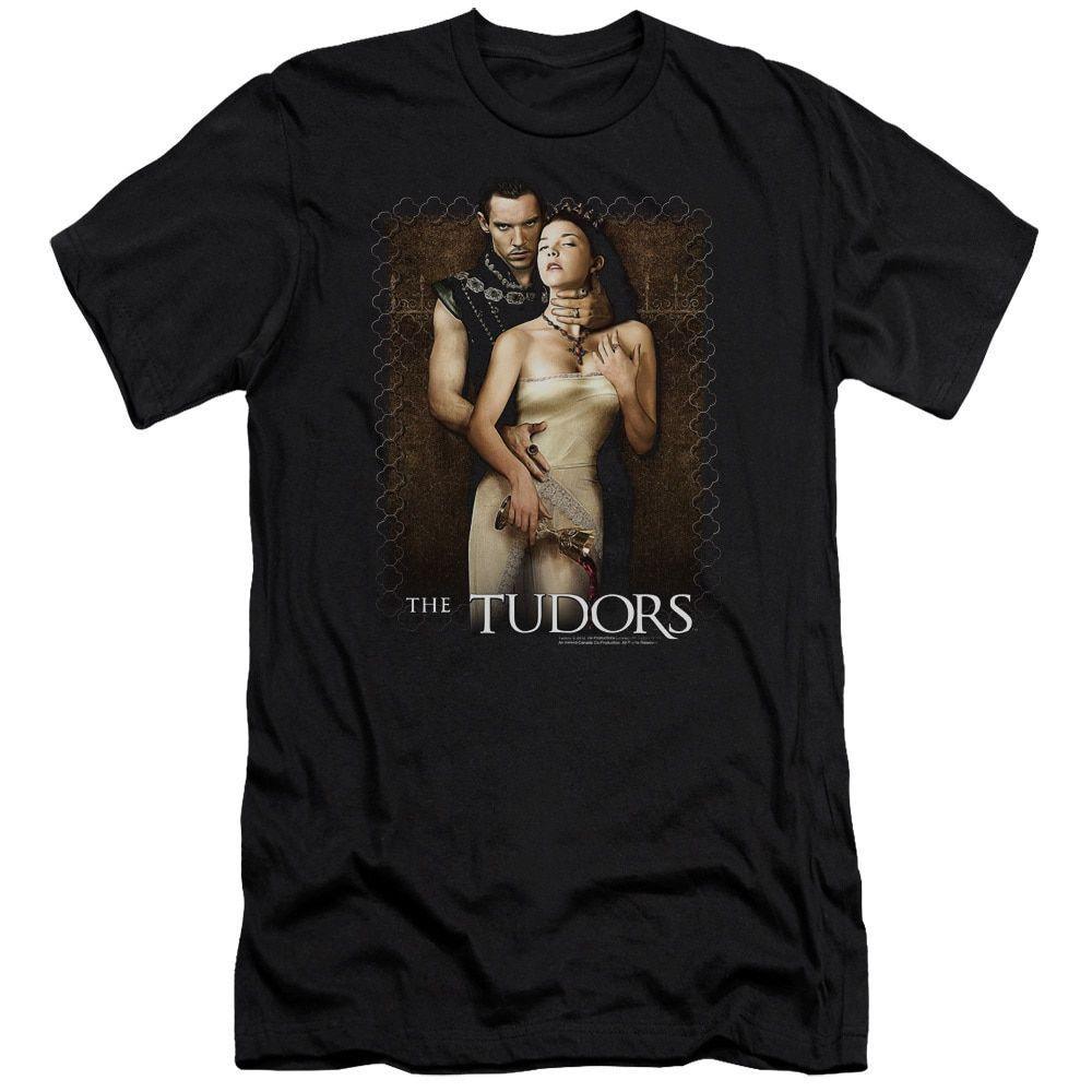 Tudorshort Sleevepilt Wine Short Sleeve Adult T-Shirt 30/1 in
