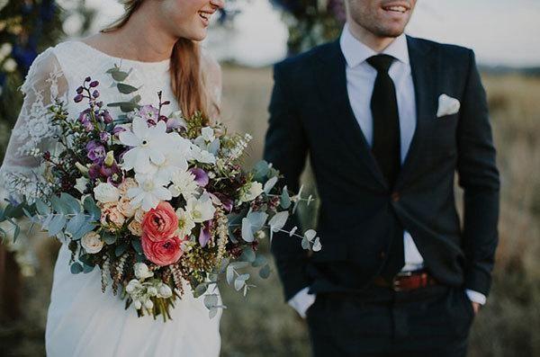Eucalyptus Wedding Details - Weddbook