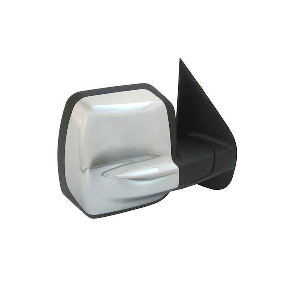 Cpp Chrome Ni1321248 Heated Right Mirror For 12 15 Nissan Nv Cargo Chrome Mirror Door Mirror
