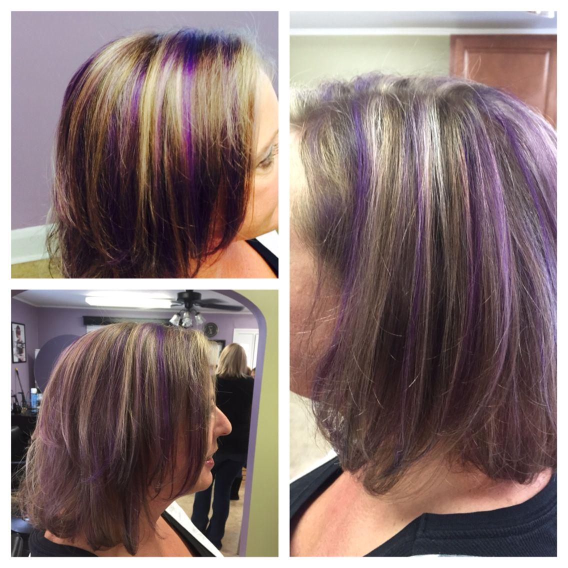 Bring on the purple hilites
