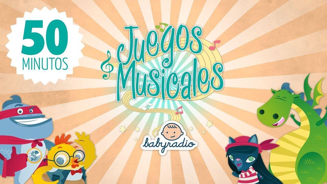 Los Mejores Juegos Musicales Para Ninos Mas De 50 Minutos De