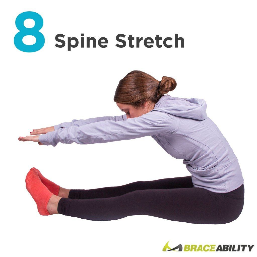 Image result for spine stretch for back pain
