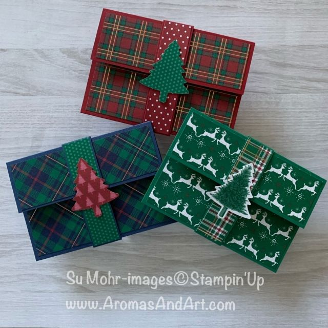 Photo of Gift Card Holders for the Pals Blog Hop – Aromas and Art
