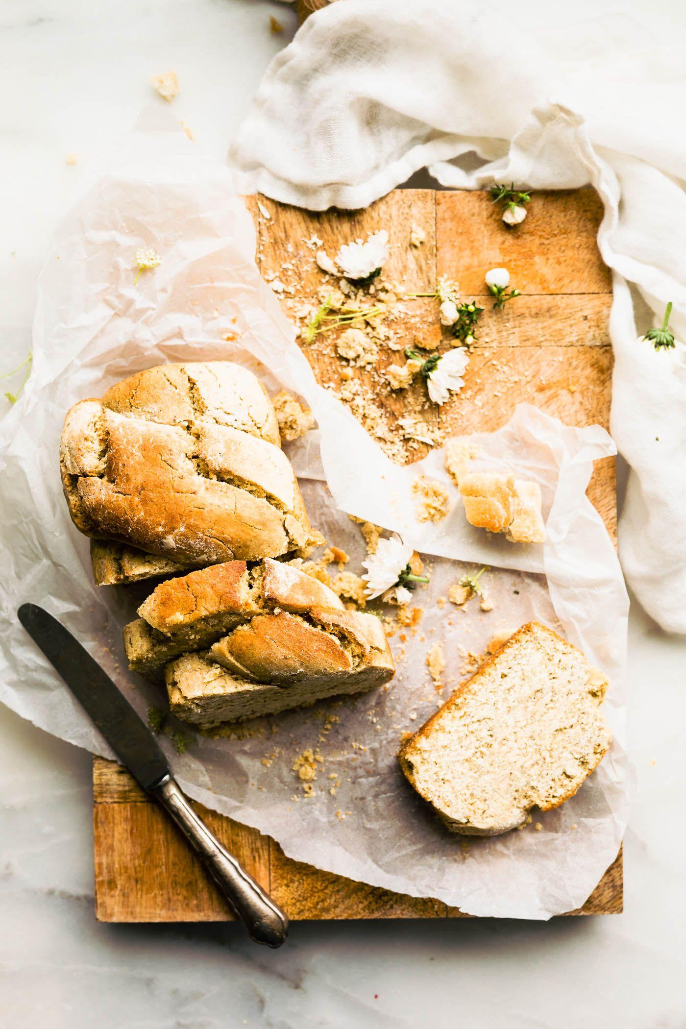 Easy Homemade Vegan Bread (GlutenFree and SoyFree
