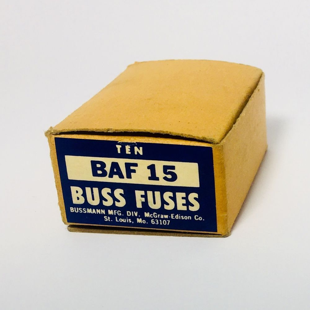 14 Best Electronics Images On Pinterest Buss Fuse Box 1960s