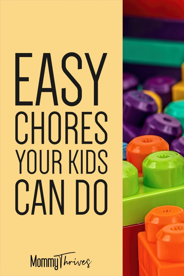 Easy Chores Toddlers Can Do - Toddler Chore Ideas For Young Children - Make Chores Fun For Your Toddler #parenting #tips #chores #toddler #toddlerlife #parentingtips #momlife #motherhood #toddlerhood #kids #children