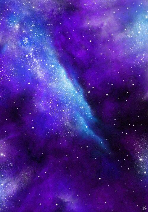 pin by vicki butler on spaaaaaace purple galaxy
