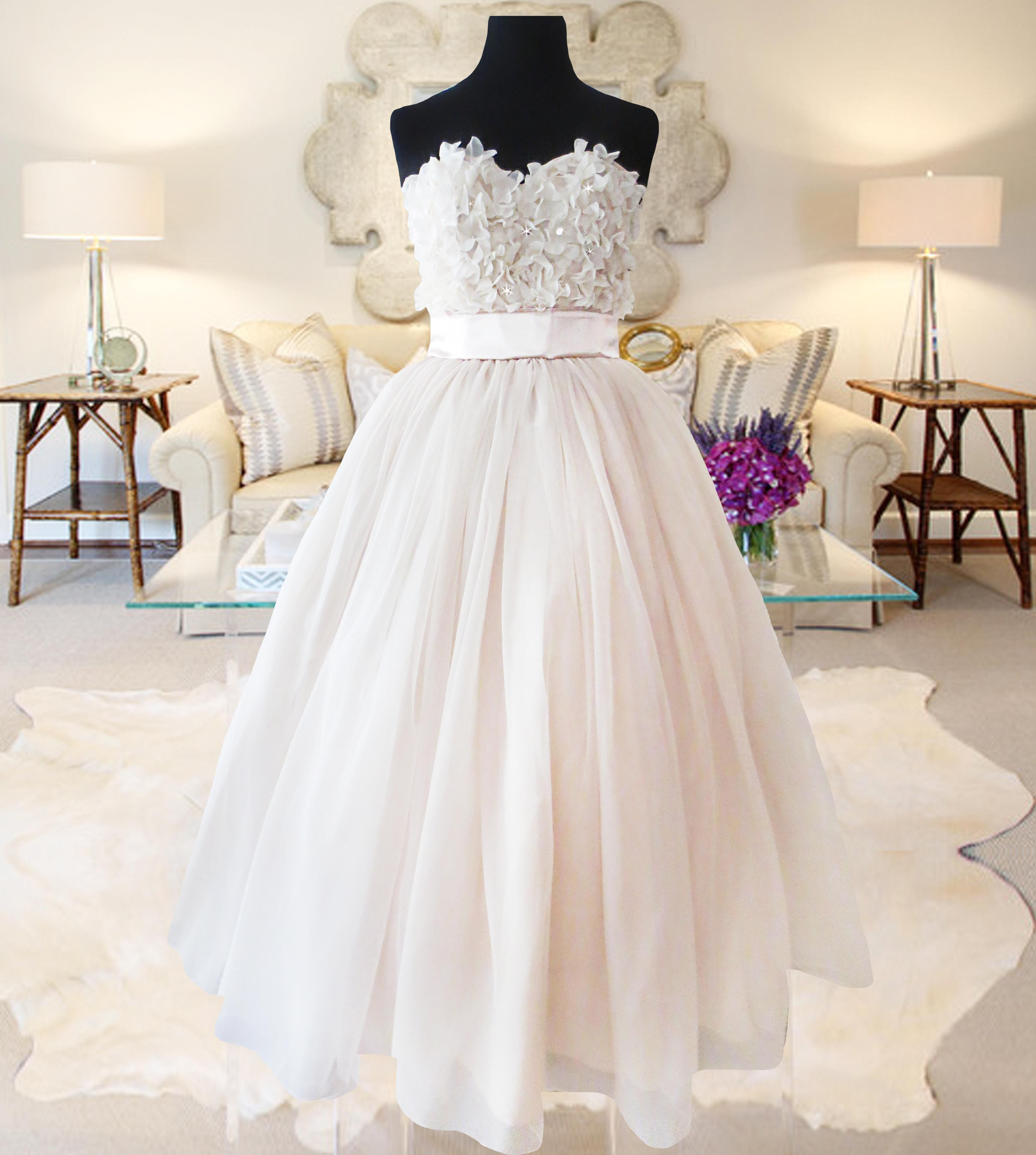 cream beige white ball gown for rent Php3,000 www