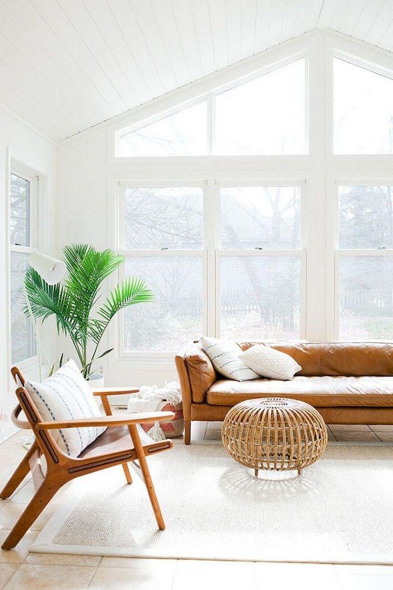 46 Amazing Mid Century Modern Living Room Decor Ideas Tropical Living Room Tropical Decor Living Room Modern Mid Century Living Room