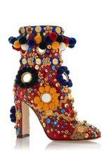 Invierno bulbo piloso lentejuelas diamante decoración botas cortas cortas botas f3e9ae