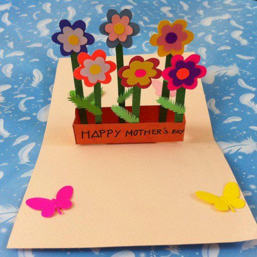 37 Diy Ideas For Making Pop Up Cards Mother S Day Diy Pop Up Cards Pop Up Card Templates