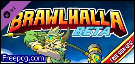 Brawlhalla Collectors Pack Free Download PC Game | Games