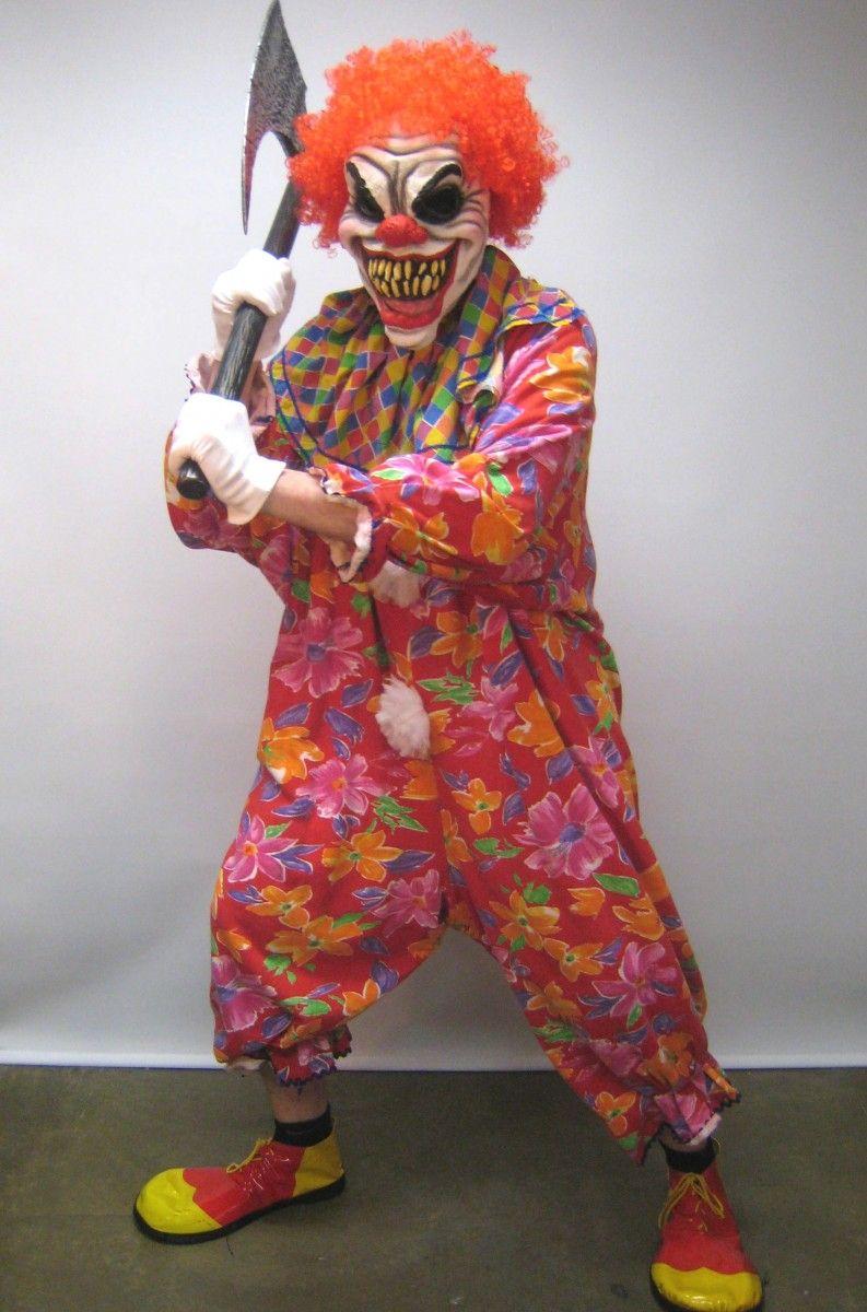 killer-clown.jpg (793×1200) | App | Pinterest | Scary clowns ...