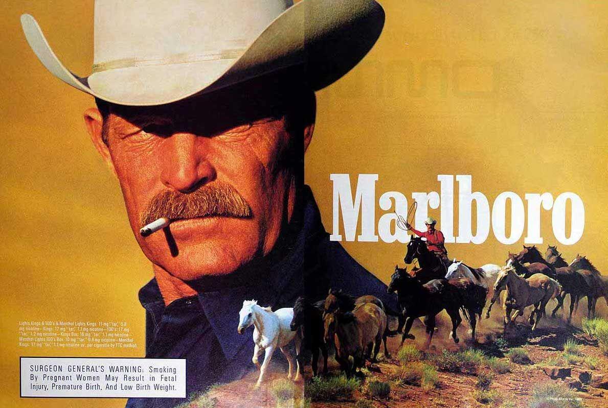 Резултат с изображение за advertising marlboro