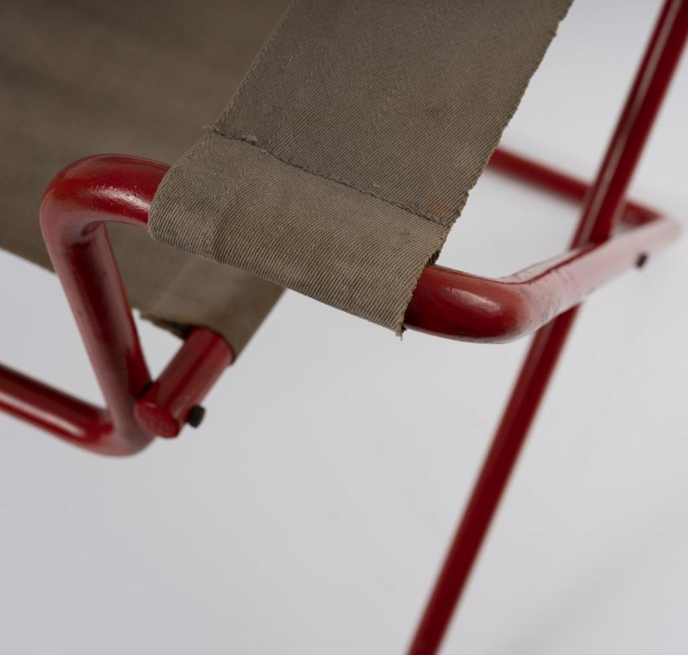 Marcel breuer folding chair b 4 c 1928