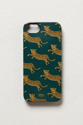 seeing spots iphone 5 case / anthropologie
