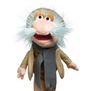 My Uncle...you may have heard of him.  His name is Traveling Matt.   #Muppets  #FragglesExist