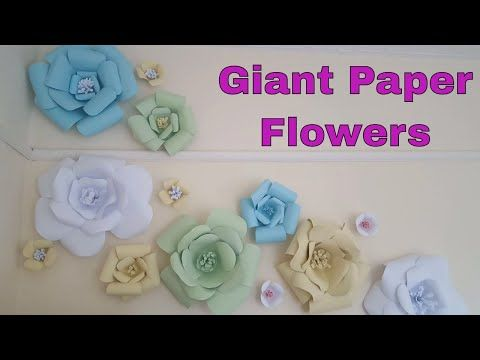 Diy paper flowers wall art room decor how to make paper flower diy paper flowers wall art room decor how to make paper flower wall mightylinksfo