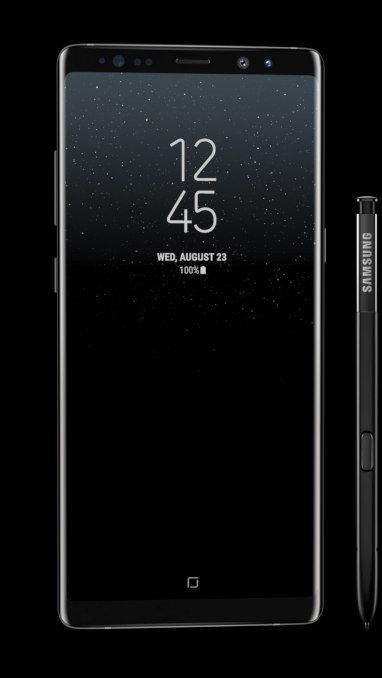 Samsung Galaxy Note8 | Samsung 대한민국