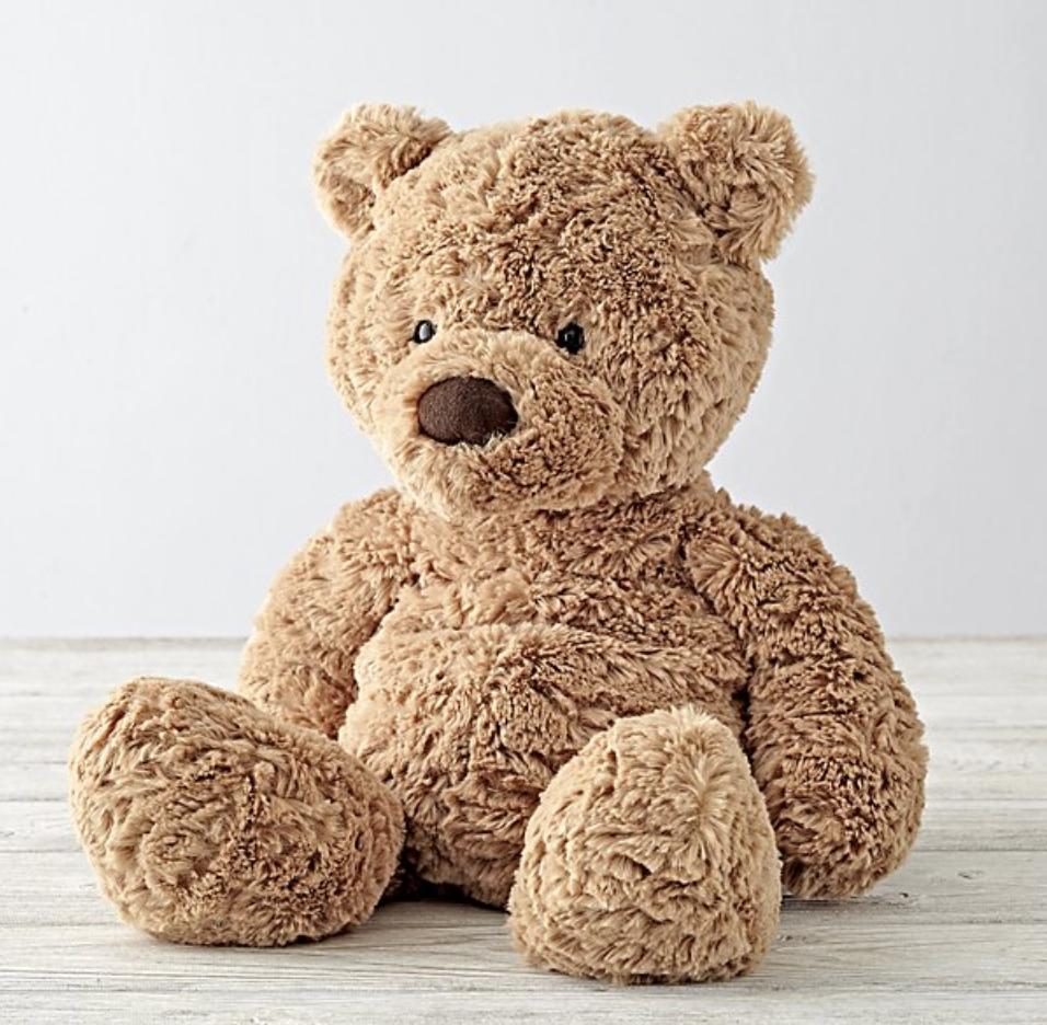 Pin By Jasmine Roth Hgtv S Hidden P On Baby Girl Roth Nursery Teddy Bear Stuffed Animal Bear Stuffed Animal Sewing Stuffed Animals [ 936 x 956 Pixel ]